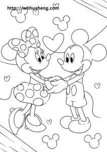 ミッキー×ミニーサムネイル