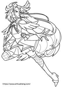 キュアフラミンゴ(トロピカルージュプリキュア/トロプリ)サムネイル
